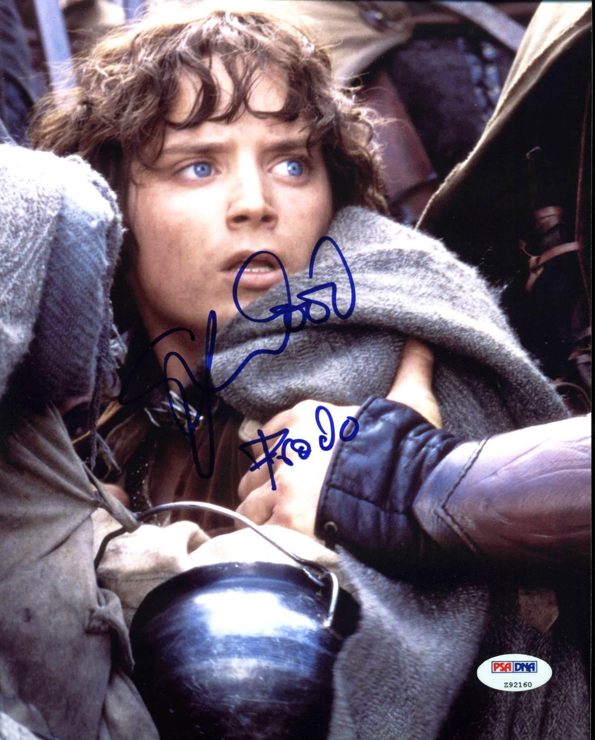 """Elijah Wood """"Frod..."""