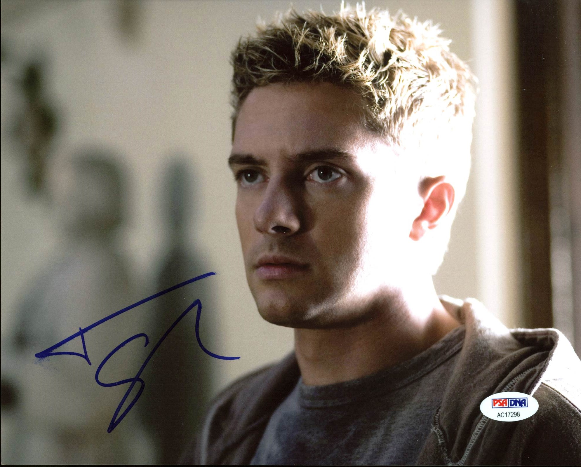 Topher Grace Spiderman 3 Authentic Signed 8X10 Photo PSA/DNA #AC17298