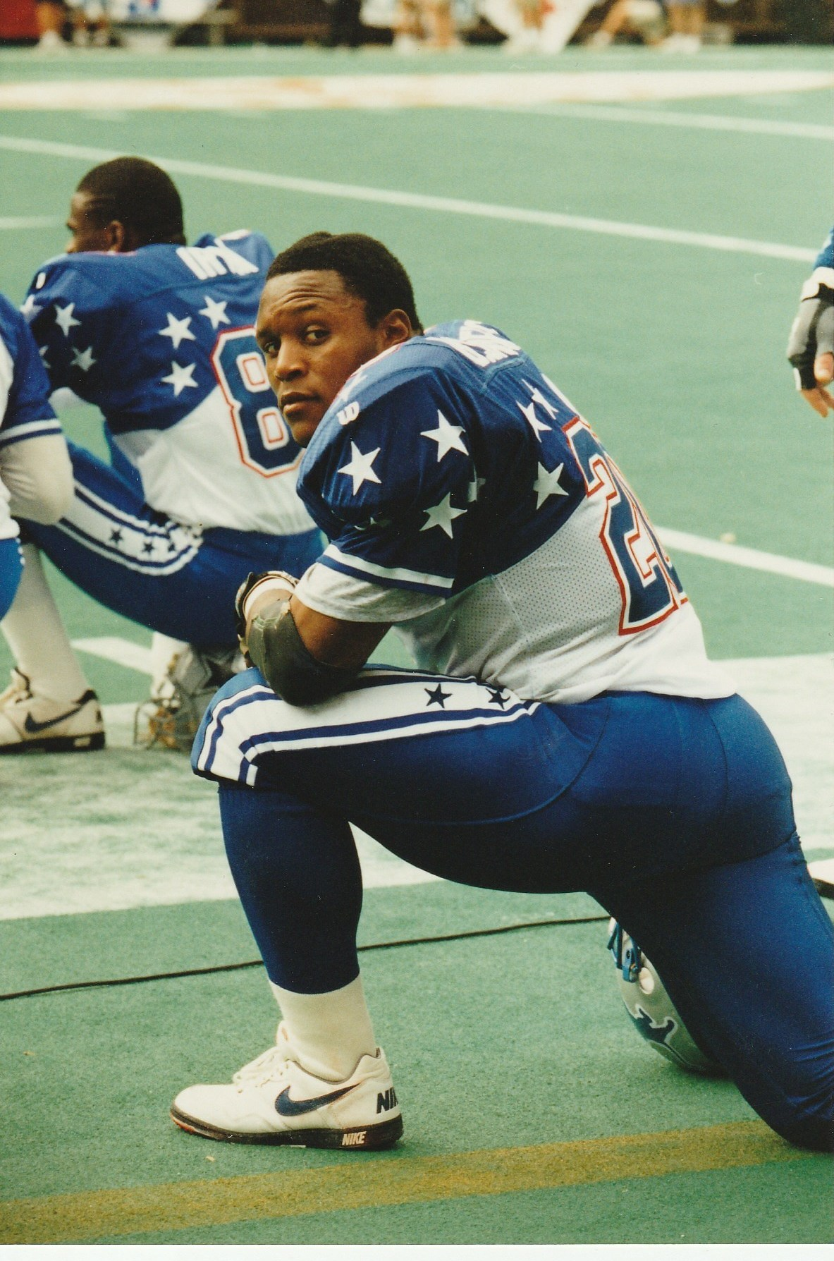 barry sanders - photo #16