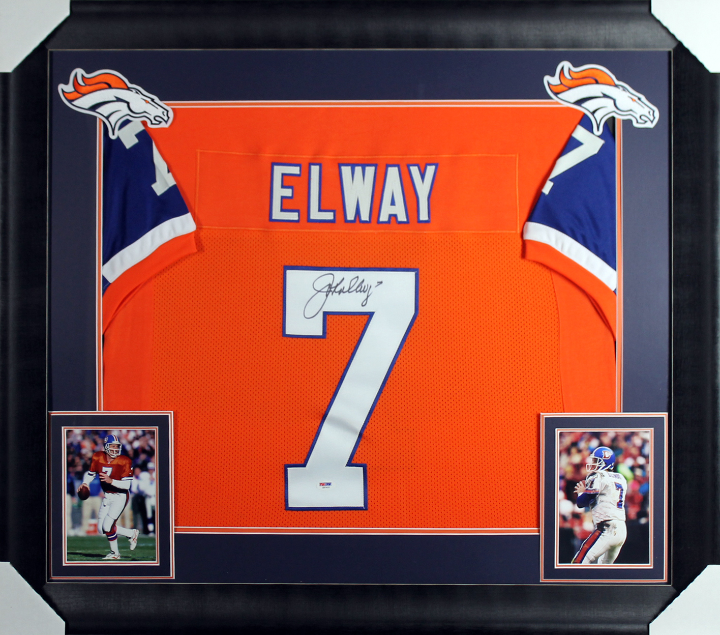 Details about Broncos John Elway Authentic Signed   Framed Orange Crush  Jersey PSA DNA f9b4d9c64